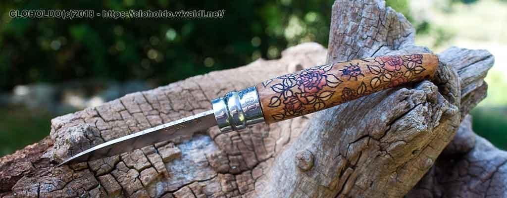 Gardener knife